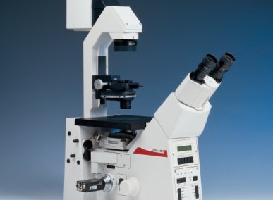 Wide-Field CCD Microinjection Inverted Microscope